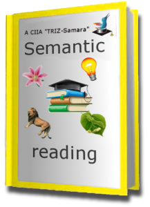 Semantic reading
