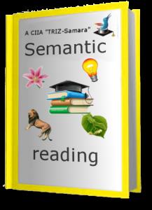 Semantic reading